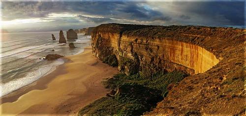 Фотография австралии апостолы