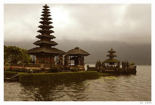 Индонезия - Города и курорты - остров Ява